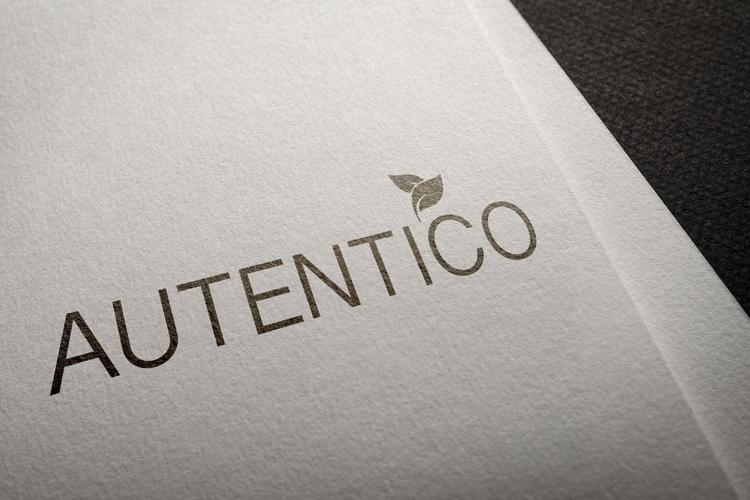 Autentico // logo design - branding - ranaatasatan   ello