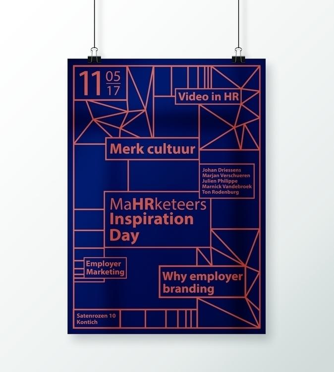 Poster design // maHRketeers in - ranaatasatan | ello