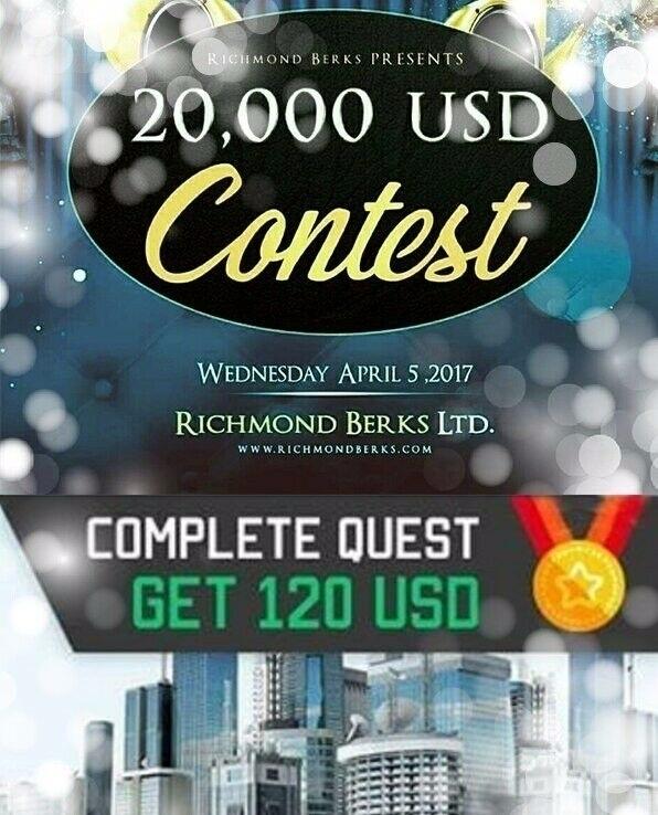 FREE $ 120,00 USD !!! CONTEST 2 - andreksbtc | ello