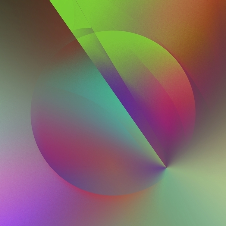 Harmony colors - digital, art, color - theshadowartist | ello