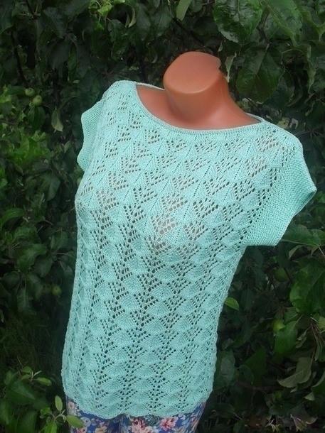 loved blouse. delighted charmin - brunacrochet | ello
