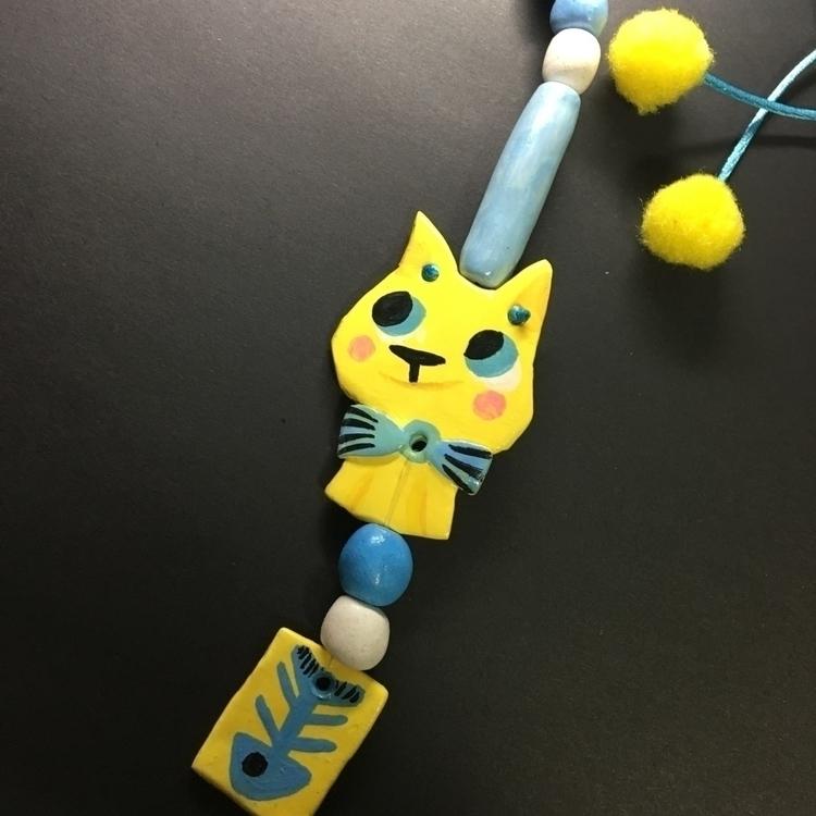Cat fishbone . mon petite fluor - ciodesign | ello
