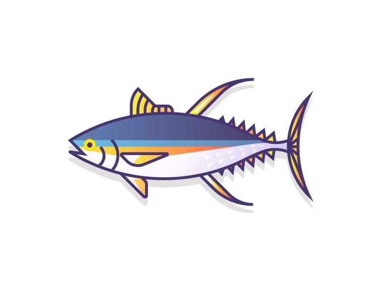 Yellowfin Tuna (52/365 - darumacreative | ello