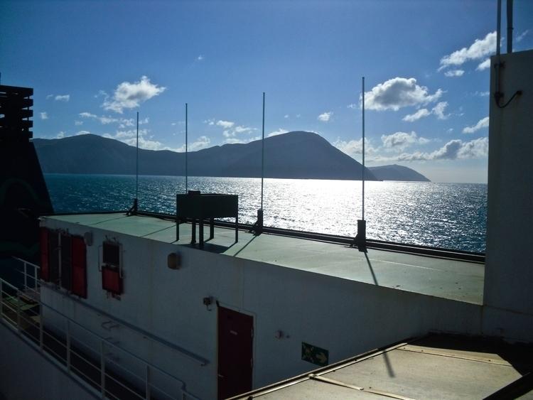 Cook Strait Ferry - controlledaccident | ello