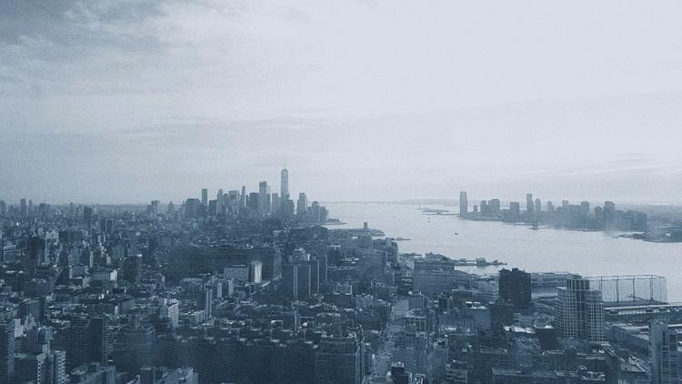 NYC 10 Hudson Yards - city, photography - iangarrickmason | ello