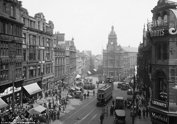 scene - street, Victorian, vintage - victorianchap | ello