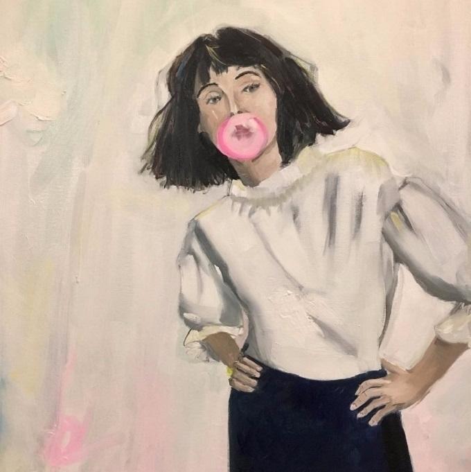 latest art crush: bubblegum lad - sandraapperloo   ello