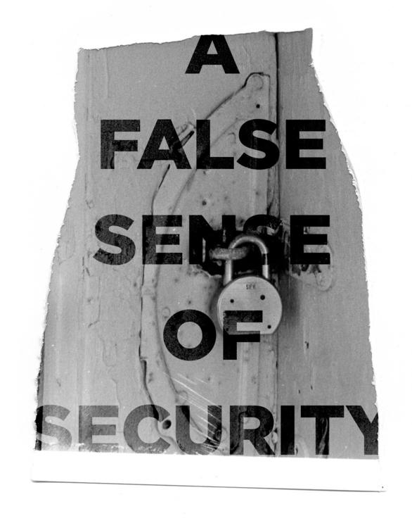 False Sense Security  - photography - nightcrawler | ello