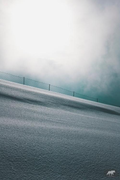 fresh, untouched snow initially - aryamanpathania | ello