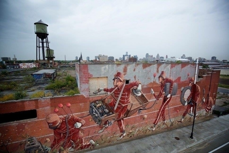 Artist: Pat Perry Art - streetartunitedstates | ello