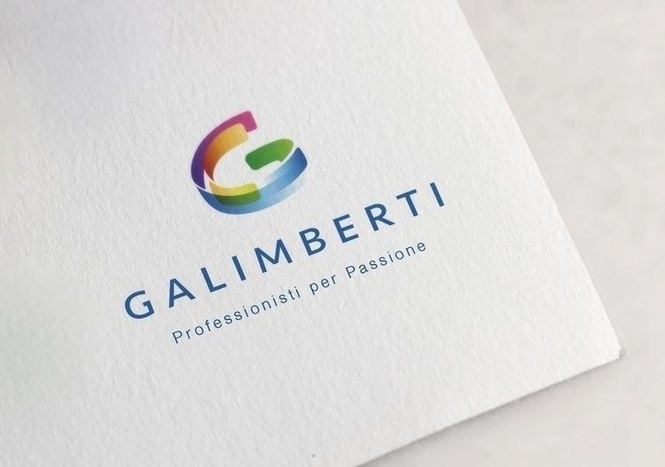 work: Restyling Logo Galimberti - deborageraci | ello