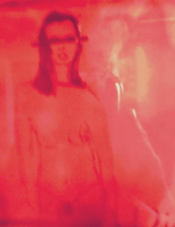 polaroid, art, portrait, instantfilm - jkalamarz | ello