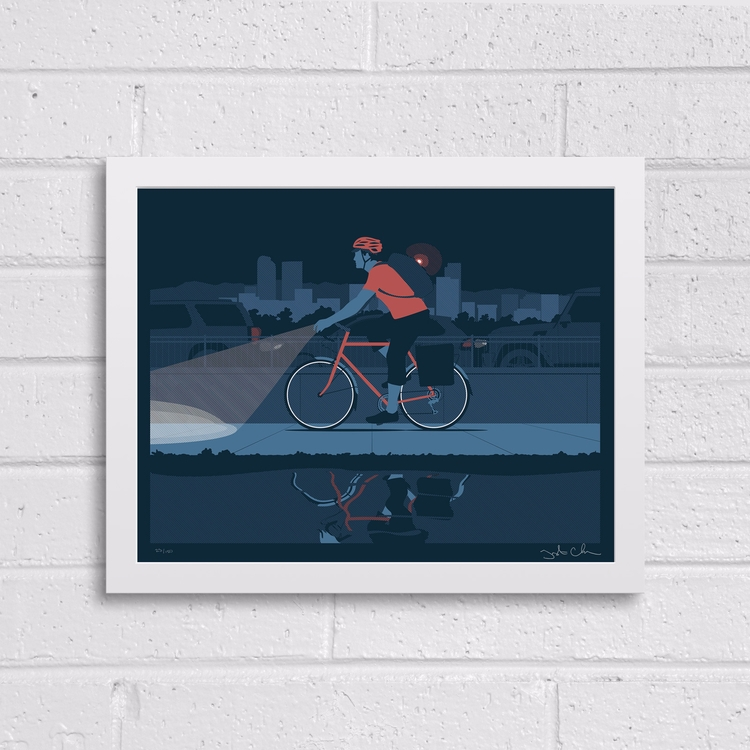 PM Commuter Perfect gift road w - justincline | ello