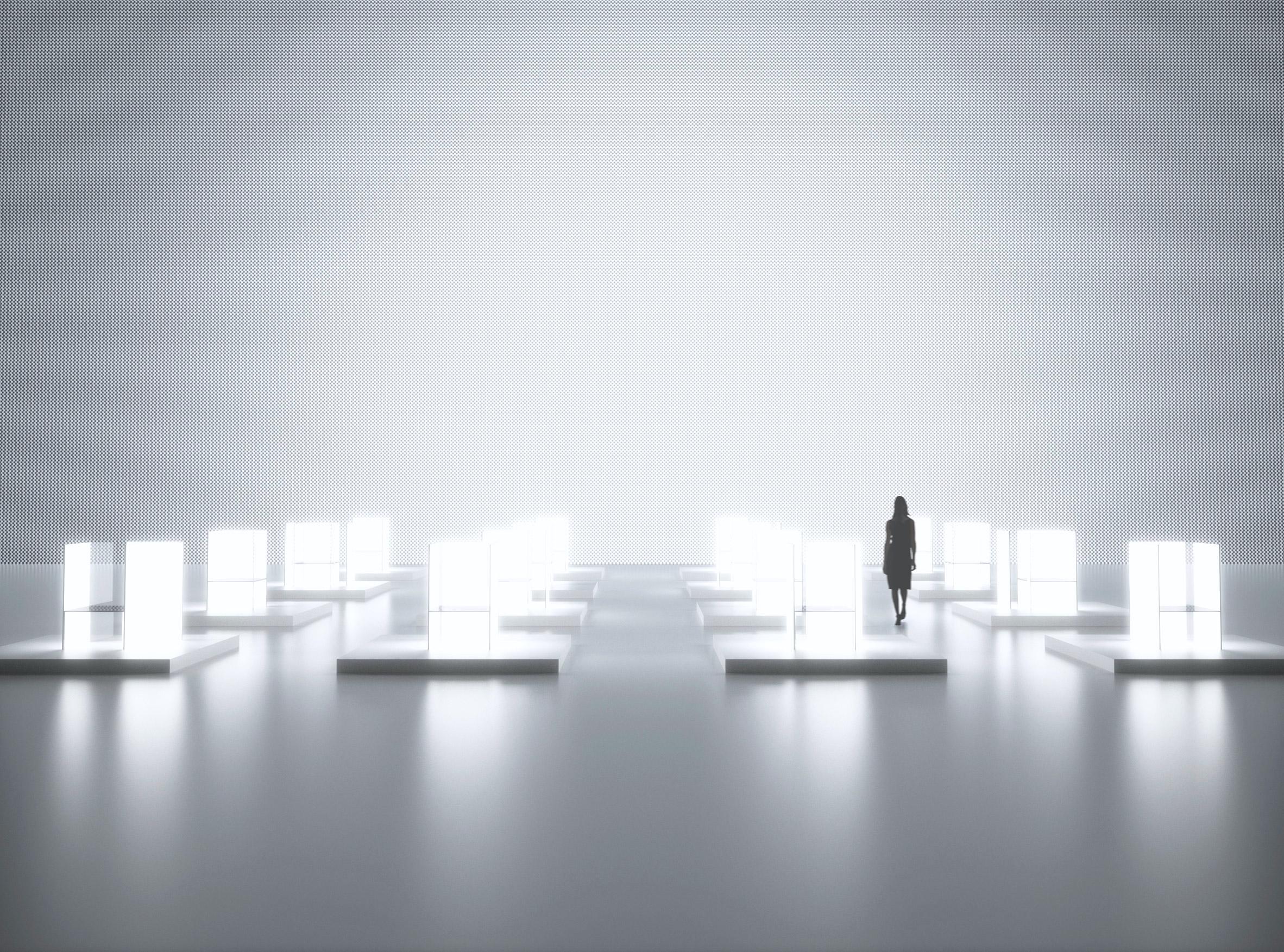 collaboration designer [Tokujin - kapka | ello