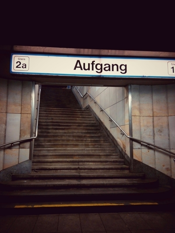 Aufgang - stairs, staircase, station - claudio_g_c | ello