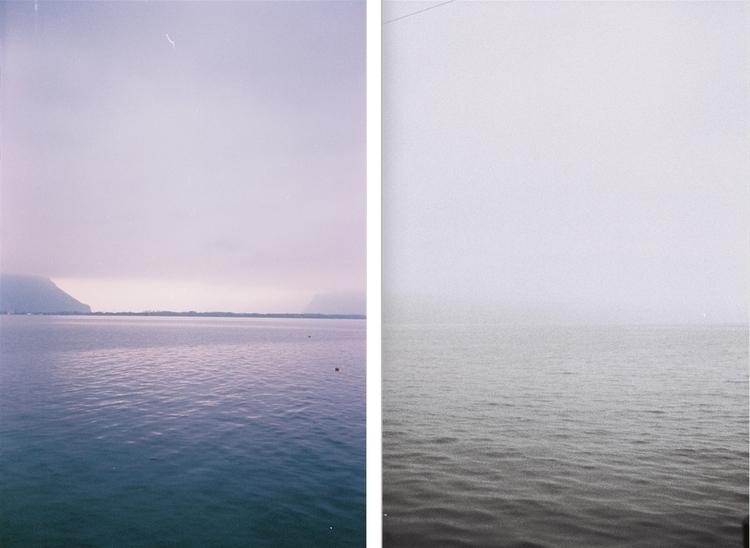 Rothko lake lac Léman, Montreux - betanialiberato | ello