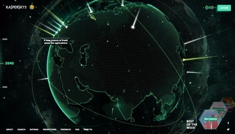 2050.earth - future, futuristic - valosalo | ello