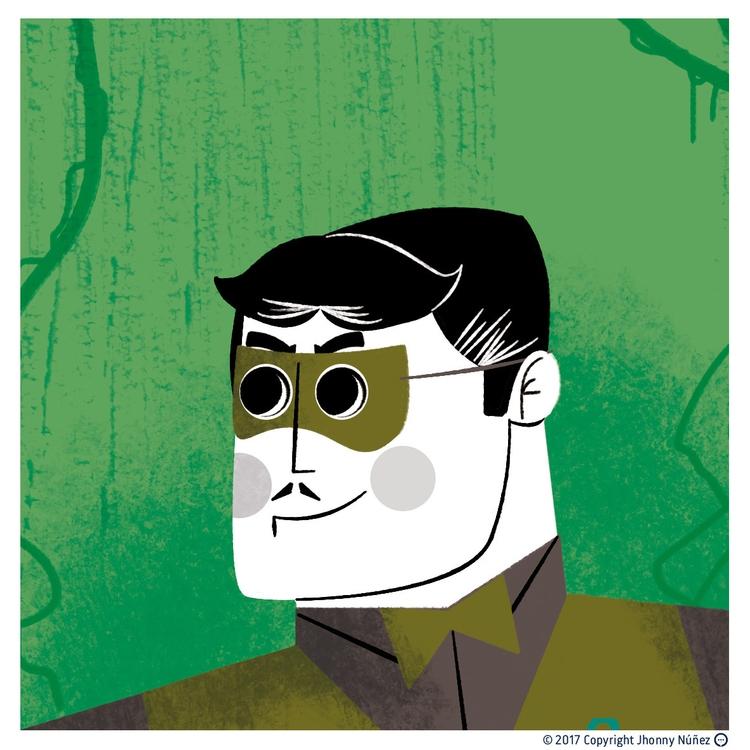 version Green Lantern  - JhonnyNúñez - dblackhand | ello
