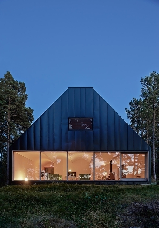 House Husarö Tham Videgård Arki - thetreemag   ello