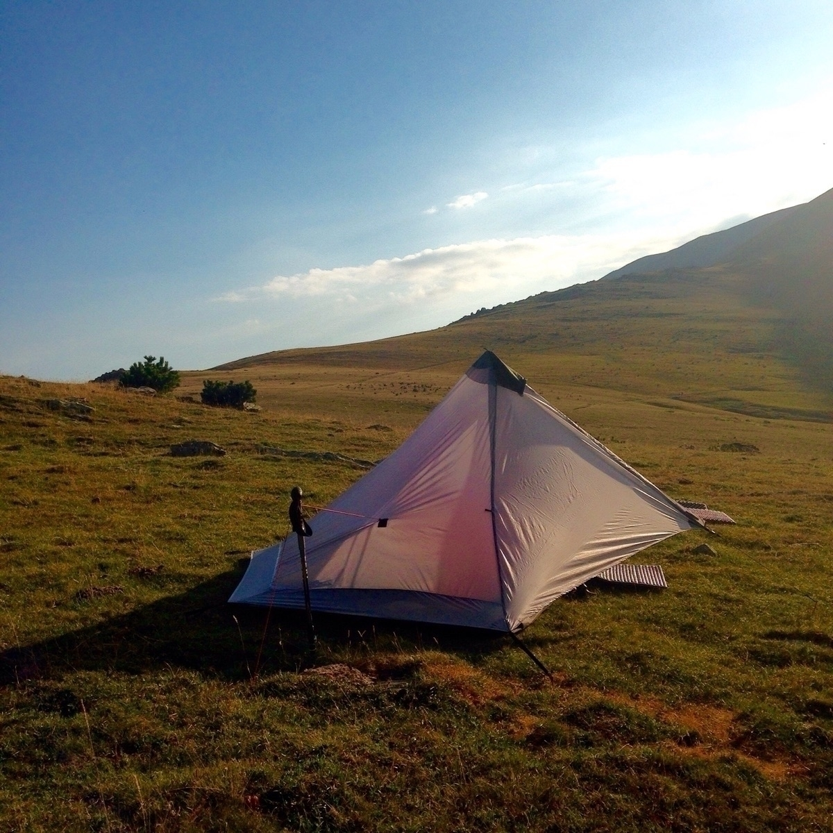 outdoors, hiking, tent, sixmoondesigns - overales | ello