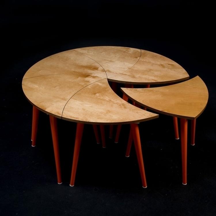 Anamorphic Coffee Table - 6 tab - 3cre8ive | ello