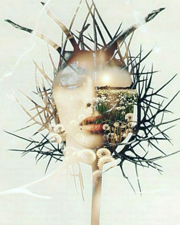 _cravings - collage, digital, art - pourpose | ello