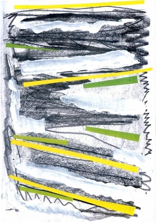 illustration, experimental, drawing - yvan-hydar | ello