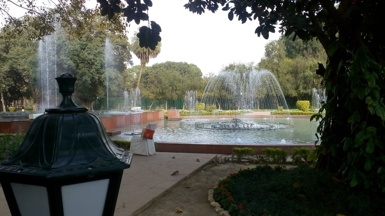 Fountain, Photography, India - smsr0100451 | ello