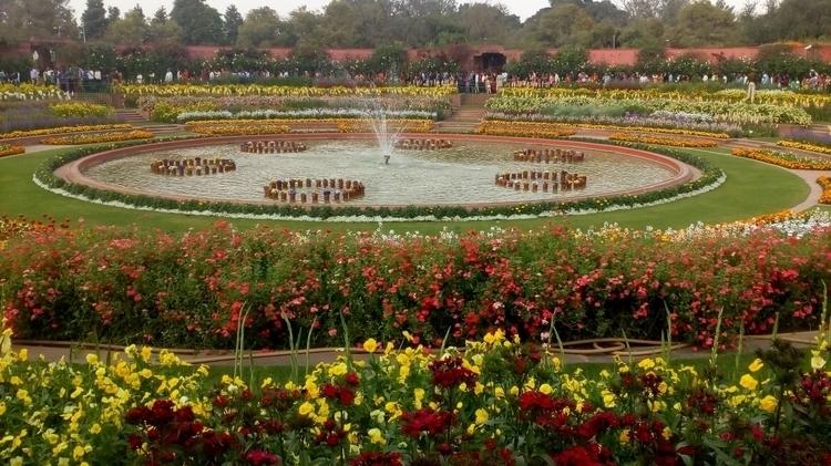 MughalGarden, India, Travel, Photography - smsr0100451 | ello