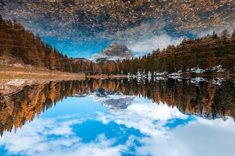 Autumn Italy - photography, landscape - jean_mistentoast | ello