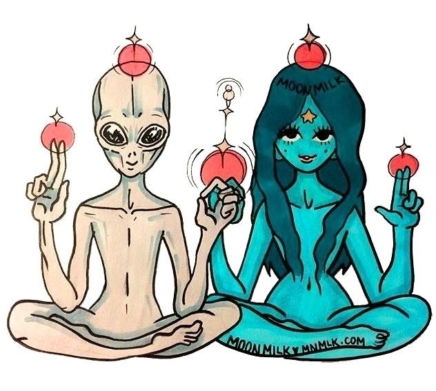 Cosmic Love - moonmilkbabies   ello