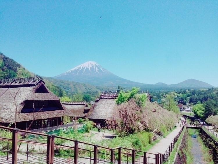 Mt. Fuji - yanooo | ello
