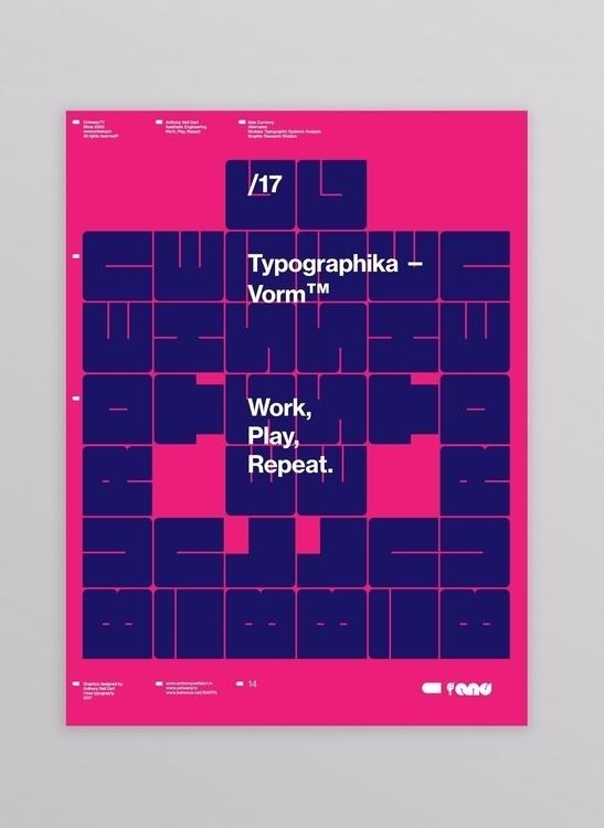 Typographika 02  - Everydays, Ilovetypography - anthonyneildart | ello
