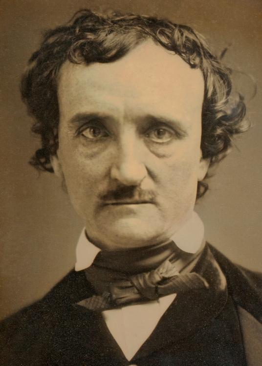 HEROES, Allan Poe - johnhopper | ello