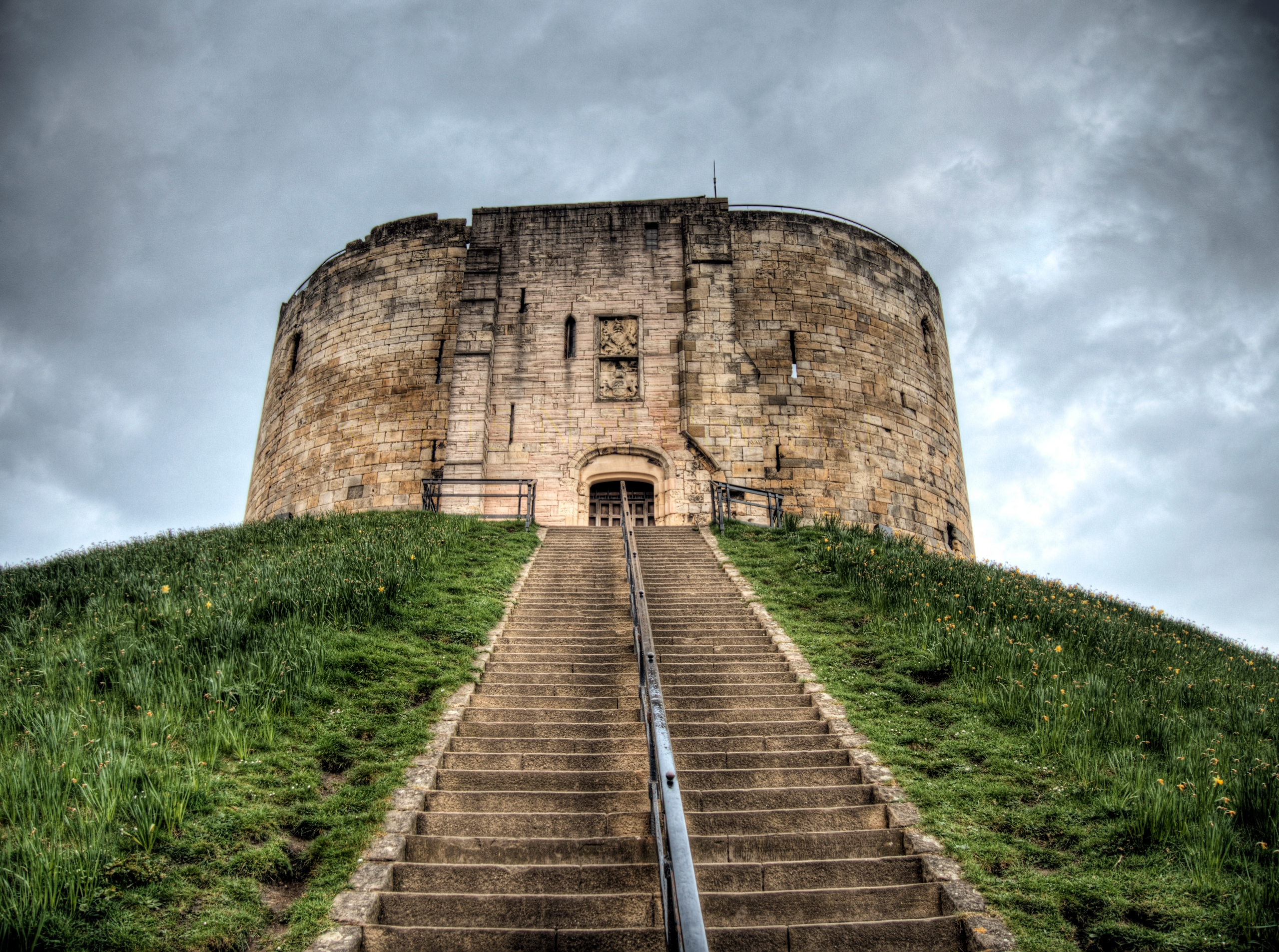 Tower, York - original Norman F - neilhoward | ello