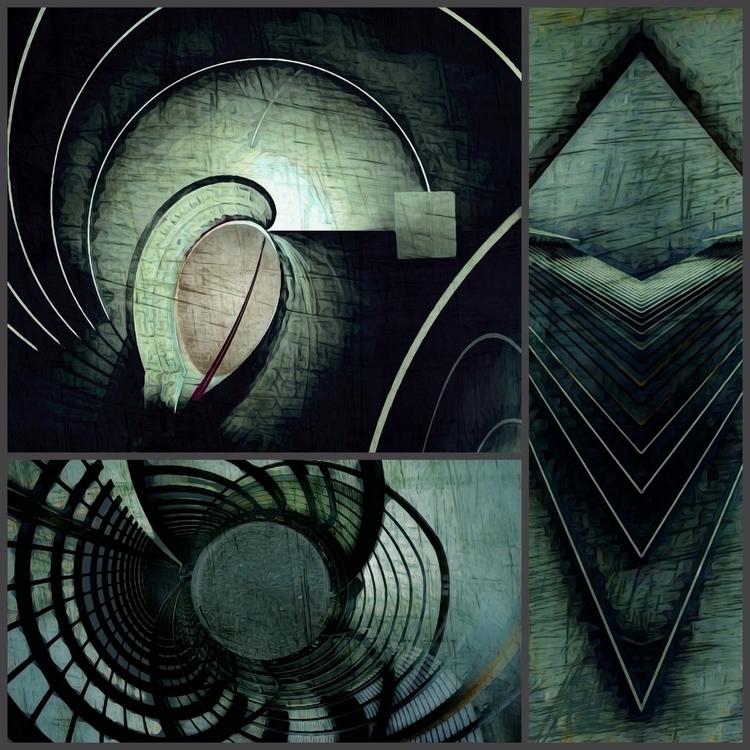series. Industrial design art - digitalart - arbitraryart   ello