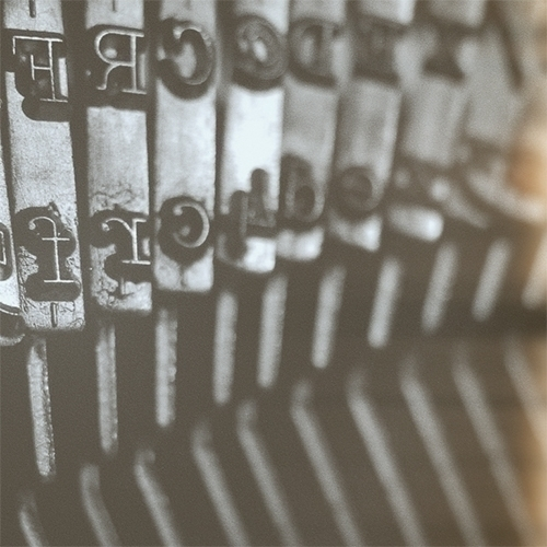 Typewriter / living, typewriter - kashyapi | ello