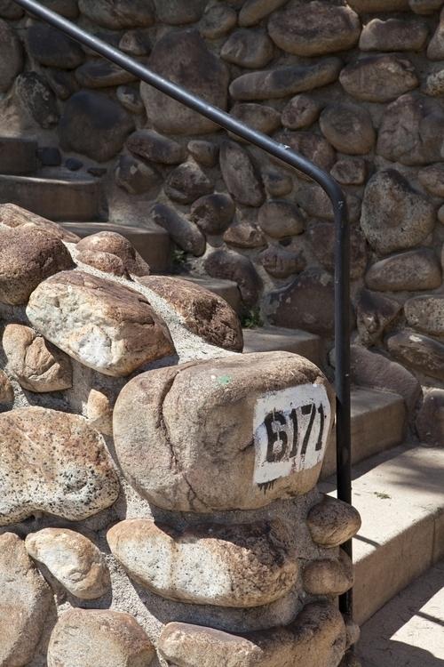 Stone Walls, Staircase, Highlan - odouglas   ello