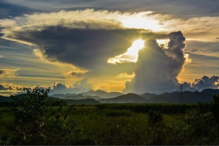 Sunset Thailand Birma - 3 Hua H - mqshots | ello