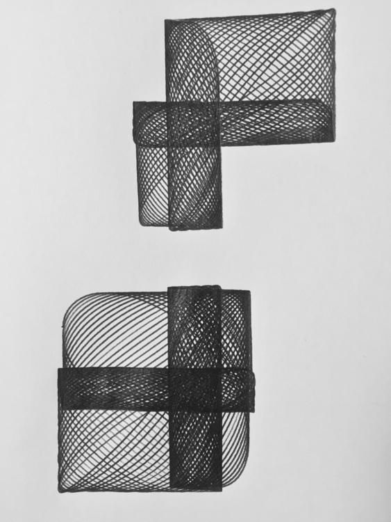 kind bugs lines parallel, artif - ren0h | ello