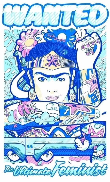 Title: Frida Ultimate Feminist  - beatoa | ello