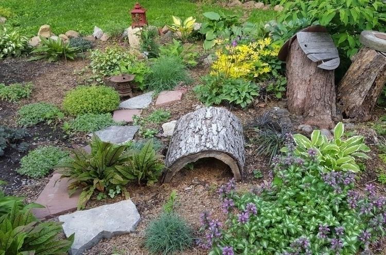 Miniature visit... garden cente - grimmsgardens | ello