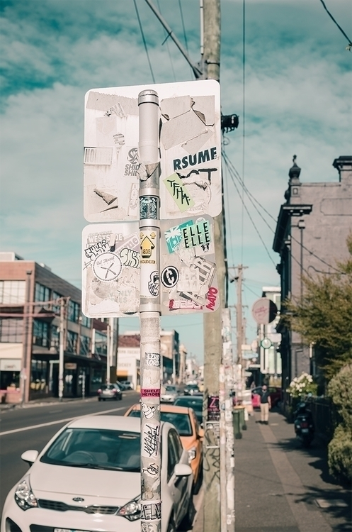 street photography Melbourne, A - syntheticorder | ello