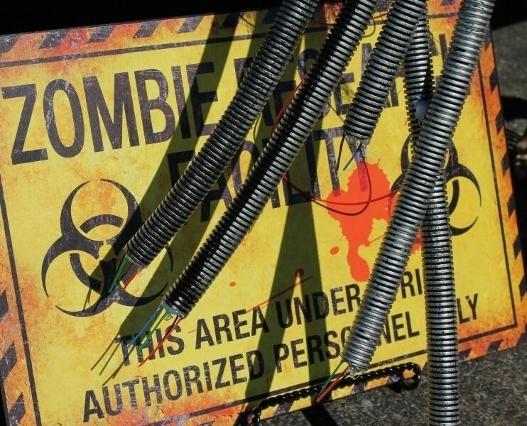 100 Days Zombie Apocalypse: Sci - tykewriter | ello