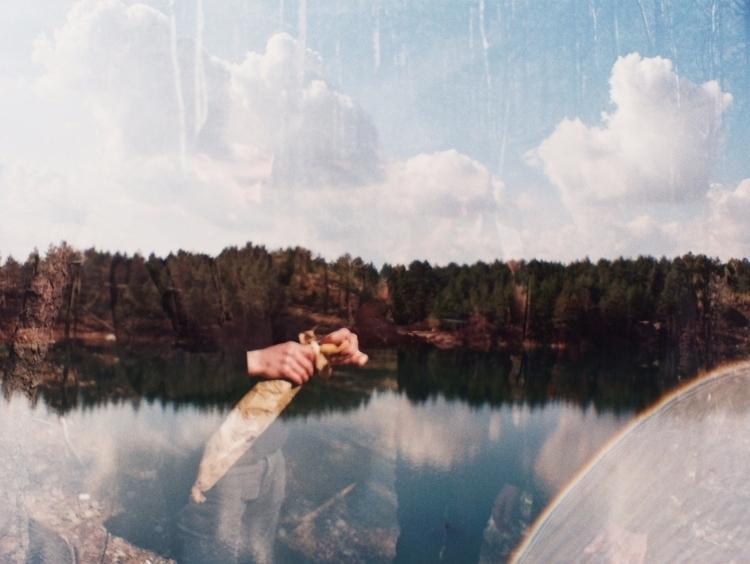 Artur double exposure La Sardin - alinele13 | ello