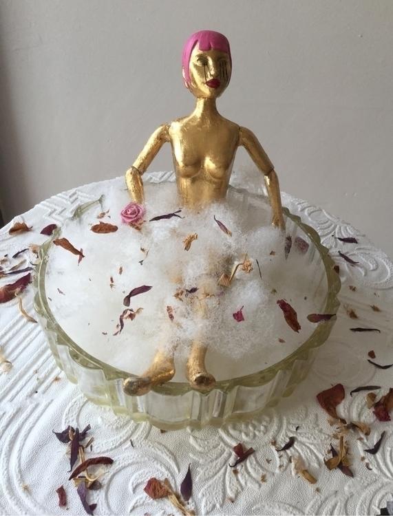 Meet Lilac Rose - art dolls mul - laurabalducci | ello