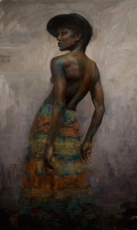 Irvin Rodriguez Monolith, 2016  - blackartmatters | ello