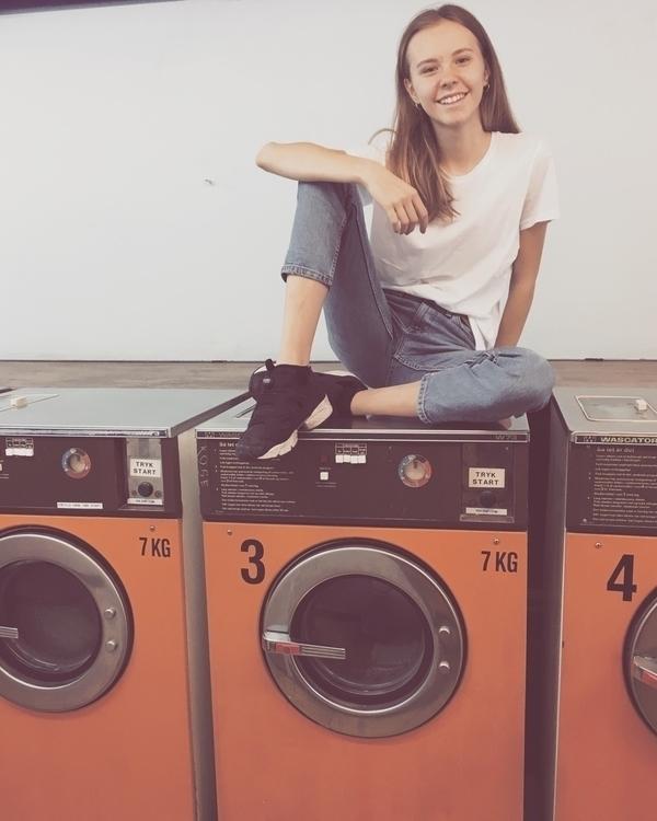 Laundry time - copenhagen, laundry - annewestesen   ello
