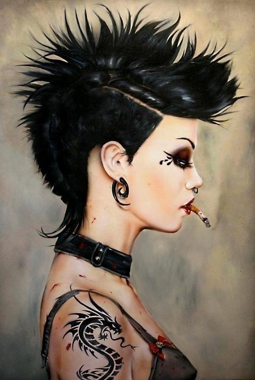 Vicious ~ Artist - BrianViveros - hkhaang | ello
