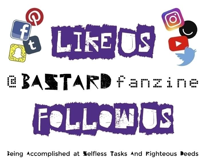 BASTARDfanzine, Collaboration - bastardfanzine | ello